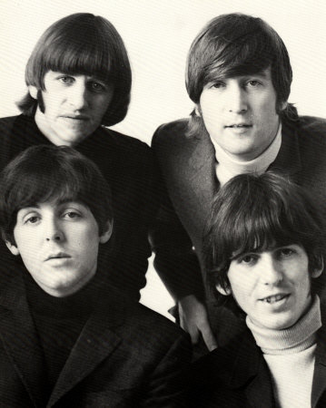 Beatles publicity shot