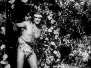 Elmo Lincoln from the 1918 Tarzan of the Apes